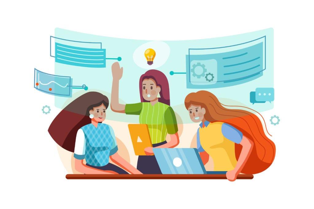 Agiles Projektmanagement - Plaung Scrum vs. Kanban